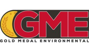 Gold Medal Environmental Logo